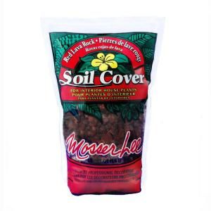 Mosser Lee 1.5 qt. Red Lava Rock Soil Cover 1140
