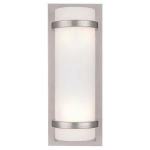 Minka Lavery 2 Light Brushed Nickel Wall Sconce 341 84