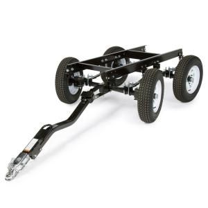 Lincoln Electric Four Wheeled Steerable Yard Trailer with Duo Hitch K2641 2