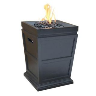 UniFlame Large Propane Gas Fire Pit GAD1321SP