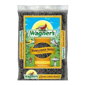 Wagners 5 lb. 100% Oil Sunflower Seed Wild Bird Food 52023