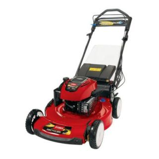 Toro Personal Pace Recycler 22 in. Variable Speed Self Propelled Gas Lawn Mower with Blade Stop System (50 State Engine) 20333