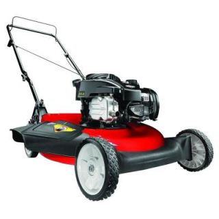 Yard Machines 21 in. 140 cc Gas Walk Behind Lawn Mower 11A A5BL729