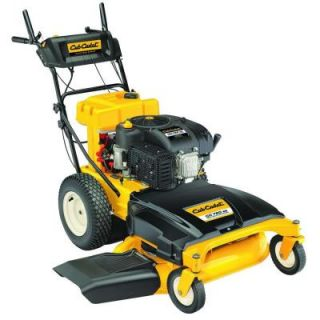 Cub Cadet 33 in. 420 cc Gas Electric Start Self Propelled Wide Cut Lawn Mower DISCONTINUED CC 760ES