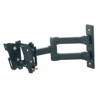 AVF Eco Mount Multi Position Dual Arm TV Mount for 12   25 in. Screens EL104B A