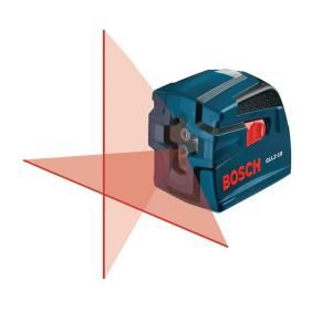 Bosch Cross Line Self Leveling Laser Level GLL2 10