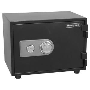 Honeywell 0.63 cu. ft. Fire Safe with Combination Dial Lock 2103