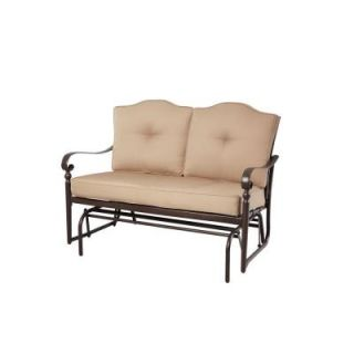 Hampton Bay Eastham Patio Double Glider 770.002.000