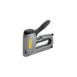 Stanley Hand Tools Heavy Duty Staple & Nail Gun  TR250 Tools