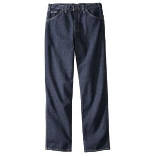 Dickies Mens Relaxed Fit Jean   Indigo Blue 33x34