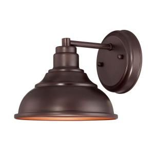 Filament Design Satin Wall Mount Outdoor English Bronze Incandescent Sconce CLI SH0233272