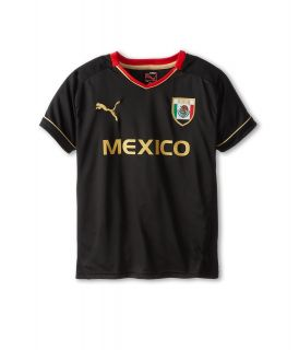 Puma Kids Mexico Tee Boys T Shirt (Black)