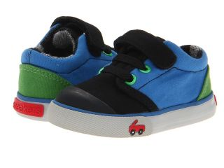 See Kai Run Kids Dieter Boys Shoes (Blue)