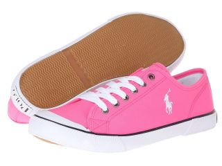Polo Ralph Lauren Kids Chaz Girls Shoes (Pink)