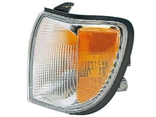 OE Replacement Nissan/Datsun Pathfinder Driver Side Parklight Lens/Housing (Partslink Number NI2526102) Automotive