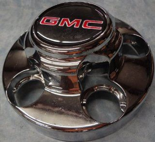 "16 Inch OEM GMC 5 Lug Chromed Plated Center Cap Hubcap Wheel Rim Cover, 1988 2002 1500 Pickup Truck VAN Suburban Yukon Part Number # 46254 1613 6.75"" Automotive"