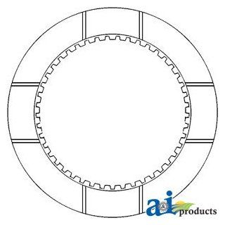 A & I Products Disc, Powershaft Clutch Replacement for John Deere Part Number