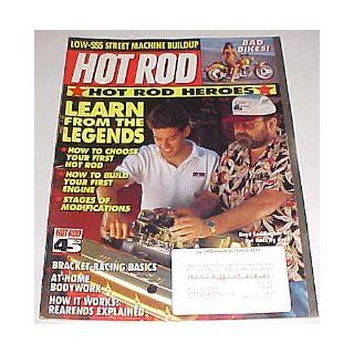 Hot Rod Magazine July 1993 Volume 46 Number 7 Car Hot Rod Books