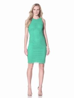 Isaac Mizrahi New York Women's Circle Lace Dress