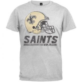 New Orleans Saints   Mens Marksmen Premium T shirt Clothing