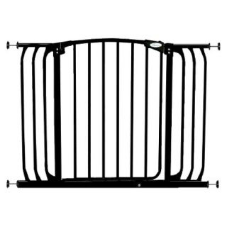 Dreambaby Chelsea Xtra Hallway Swing Close Gate  Black