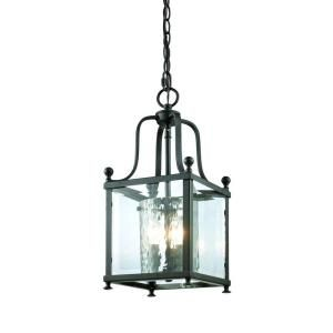 Filament Design Lawrence Collection 3 Light Bronze Pendant CLI JB177 3S