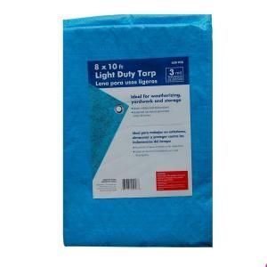 Light Duty tarp 8 x 10 ft. LD0810