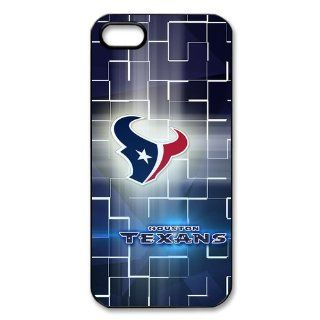 NFL Houston Texans IPhone 4 4S Case Snap On Cover Faceplate Protector Cell Phones & Accessories