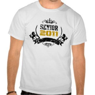 Senior Class of 2011 T Shirts