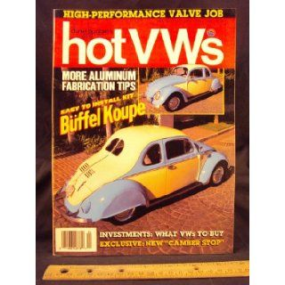 1989 89 APR April DUNE BUGGIES and HOT VWs Magazine, Volume 22 Number # 4 Wright Publishing Company Books