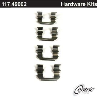 Centric 117.49002 Front Disc Brake Hardware Kit Automotive