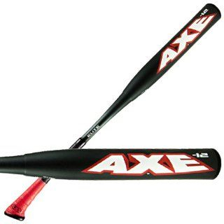 Baden Youth Elite AXE Baseball Bats  12 L134A BLACK/RED/WHITE 28 /16 OZ.  Standard Baseball Bats  Sports & Outdoors