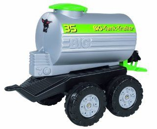 Big Tank Trailer (Ride On Accessory) Toys & Games