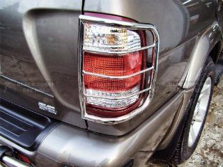 1996 1997 1998 1999 2000 2001 2002 2003 2004 Nissan Pathfinder Stainless Steel Tail Light Guard Automotive