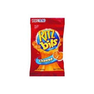 Marjack 00677 Ritz Bits Cheese Big Bag, 3 oz., 12 BG/CT
