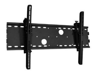 "New Premium Universal Adjustable Tilt Tilting TV Wall Mount Bracket for LCD LED Plasma   Black (Max 165 lbs, 37~65""* inch) *Max VESA 750x450 Mitsubishi LT 40164 LT 40153 LT 40151 LT 46265 LT 46249 LT 46164 LT 46151 LT 46153 LT 46149 LT 52249 LT 52153"