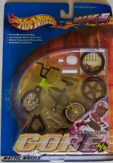 Hot Wheels Finger Bike Track Race Series #4 Toys & Games
