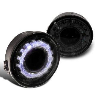Ford F150 Halo Projector Smoke Len Fog Lights Automotive