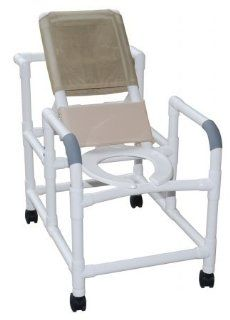 MJM International 194 Reclining Shower Chair Health & Personal Care