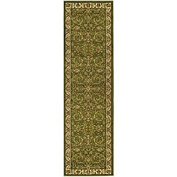 Lyndhurst Collection Sage/ Ivory Runner (2'3 x 20') Safavieh Runner Rugs