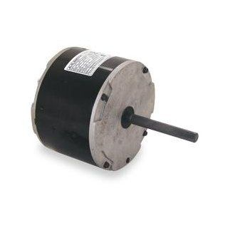 Carrier Electric Motor (K55JGH 2667) 1/6 HP 1075 RPM, .8 .95 amps, 208 230 Volts AO Smith # OCA1016   Electric Fan Motors