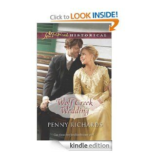 Wolf Creek Wedding (Mills & Boon Love Inspired Historical) eBook Penny Richards Kindle Store