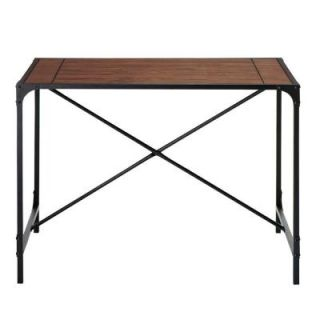 Home Decorators Collection Industrial Empire Black Pub Table 0823000910