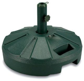 Patio Living Concepts 262 Unweighted 50 Pound Capacity Umbrella Stand, Green
