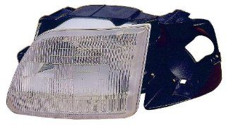 Depo 331 1129L ASO Ford Driver Side Replacement Headlight Assembly Automotive
