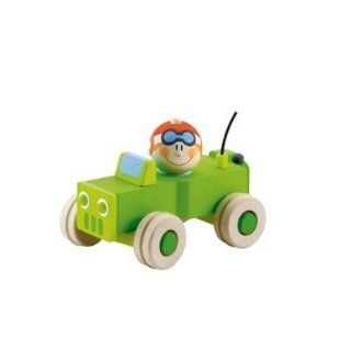 Green Jeep Car Truck Toys & Games