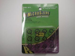 Microsizers Tire Set Toys & Games