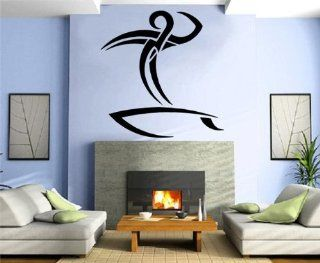 Surfer Ocean Marine Decor Wall Mural Vinyl Art Sticker M278