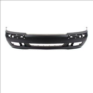 CarPartsDepot 352 461319 10 PM FRONT BUMPER PRIMERED COVER W/O Headlamp WIPER/SPOILER HOLES VO1000137 Automotive