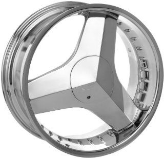 "HELO HE357 Series Chrome Wheel (20x8.5""/5x4.5 4.75"") Automotive"